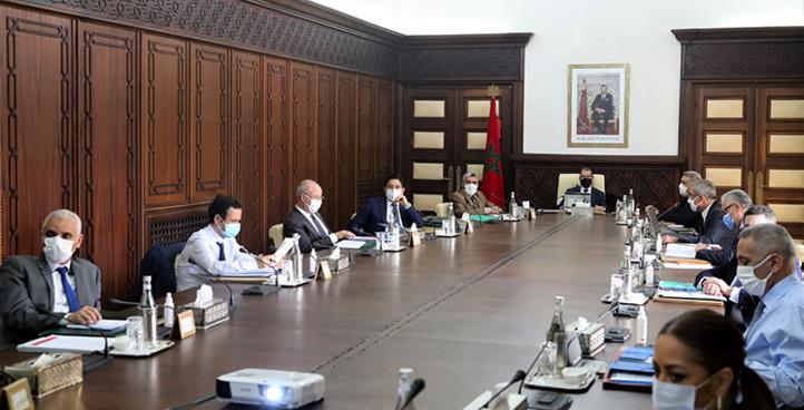 Deux projets de décret relatifs à l'AMO adoptés au Conseil de gouvernement