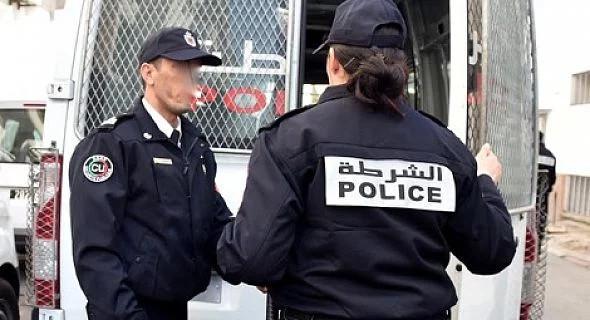 Braquage à la hollywood à Tanger : les délinquants interpellés par la DGSN