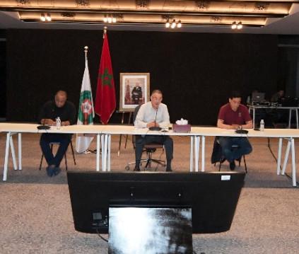 La Fédération et les Ligues régionales en réunion : Développer la formation et la gouvernance