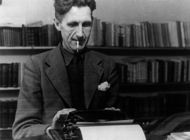 ​ Georges Orwell à Marrakech: Une description vivante de l'échec  du colonialisme