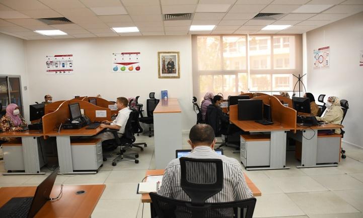 Lancement du Portail national des procédures et des formalités administratives «Idarati»