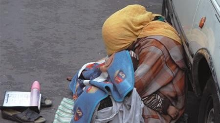 Une femme arrêtée pour mendicité à Casablanca