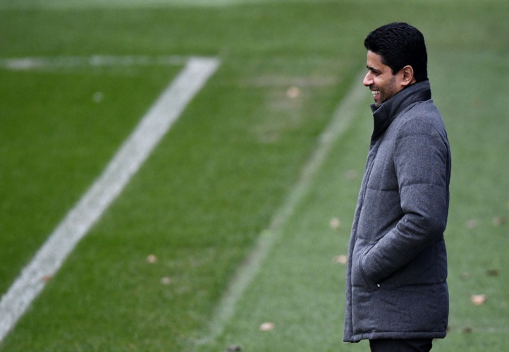 Foot européen : Nasser Al-Khelaïfi élu président de l'Association européenne des clubs