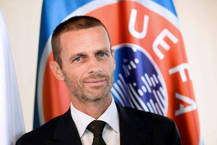 Super Ligue : Le président de l'UEFA menace les retardataires