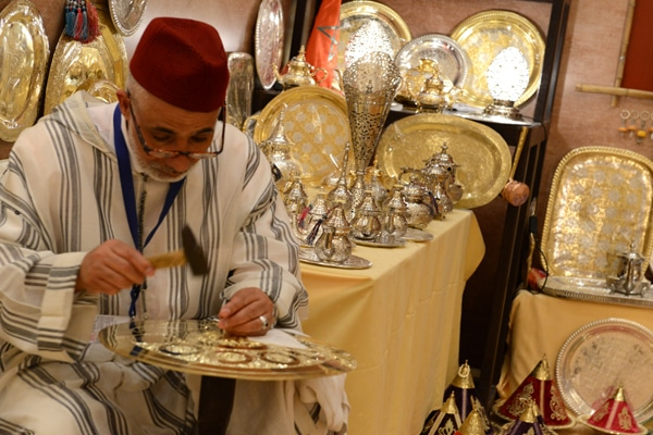 Marrakech-Safi : 74 acteurs de l'artisanat obtiennent le label Morocco Handmade