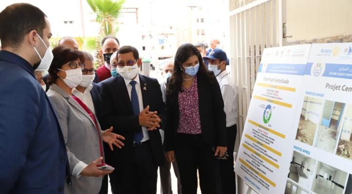 Casablanca: Inauguration du centre d'accompagnement de la personne âgée «Essafa»