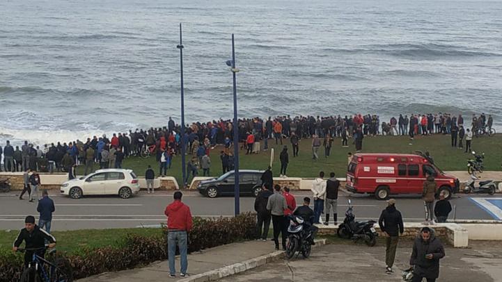La police ouvre une enquête sur les Herragas nageurs de Fnideq