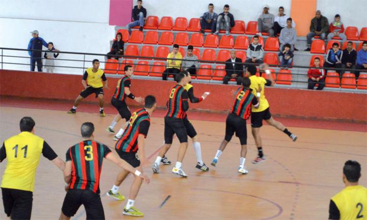 Handball / En Nationale Une : Coup d'envoi partiel