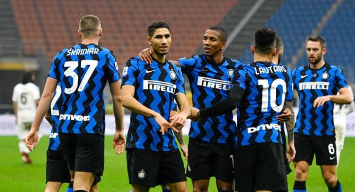 Crise financière / Covid-19 : « Les joueurs de l'Inter renoncent aux primes liées au Scudetto » !