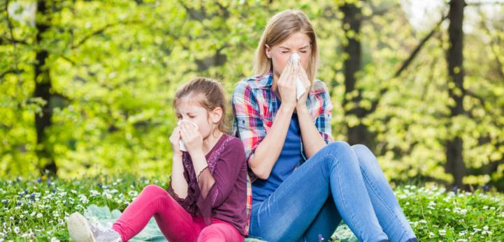 Allergie au pollen: Un mal du printemps à ne pas confondre avec le Covid