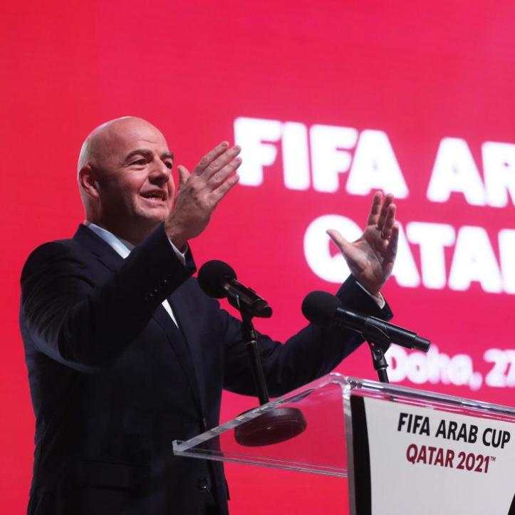 FIFA Coupe Arabe 2021 : 5 millions de dollars pour le vainqueur