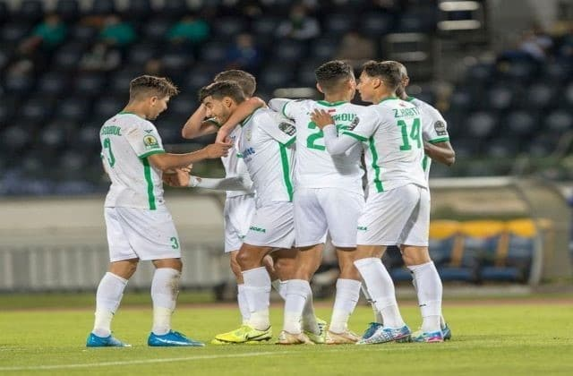 Coupe de la CAF / Raja-Nkana (2-0) :  Le Raja, un parcours sans-faute !