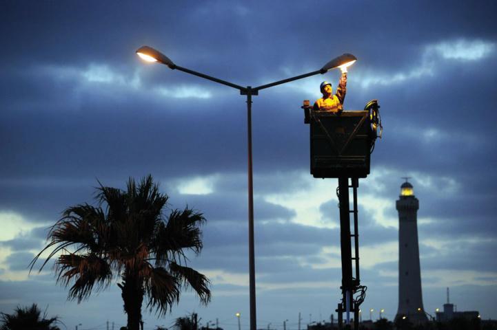 Le Maroc ouvre une enquête de sauvetage sur les candélabres pour l'éclairage public
