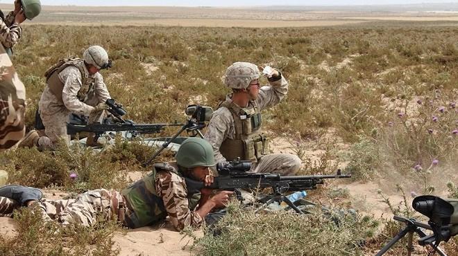 Maroc-Etats Unis: L'union des armes Maroc-USA dans un contexte de tension