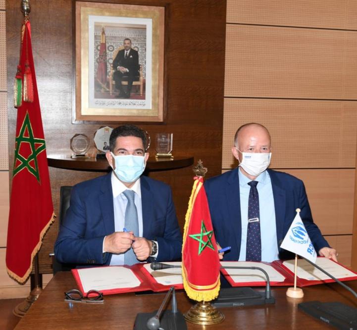 Intégration des réfugiés dans le système éducatif national : Une Convention-cadre de partenariat signée entre le MEN et le HCR