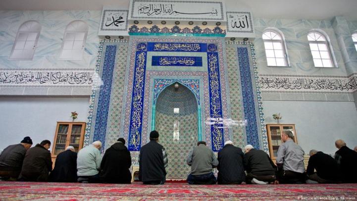 Etude : La communauté musulmane en Allemagne passe à près de 5,5 millions