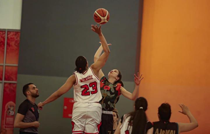 Championnat national de basketball « Dames » (saison 2018/2019) : Les demi-finales et la finale les 2 et 3 mai