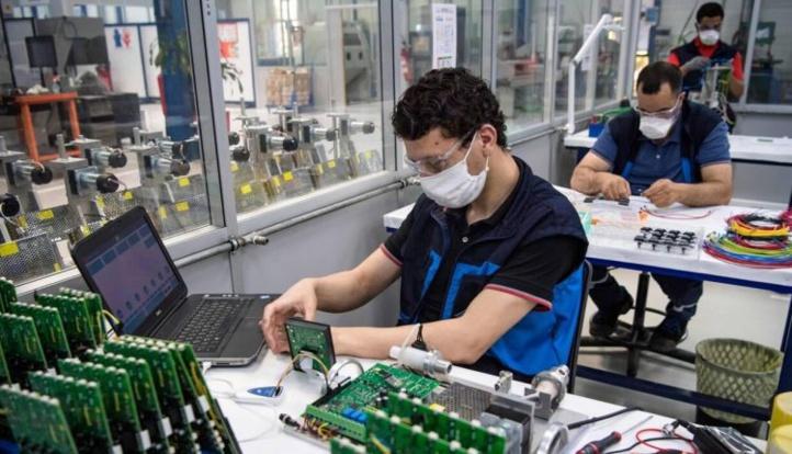 Industrie : légère hausse des prix à la production en mars