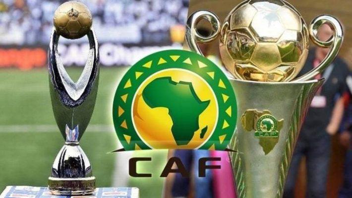 Coupe de la CAF : Orlando vs Raja  /  Coupe de la Ligue des champions : Mouloudia vs Wydad