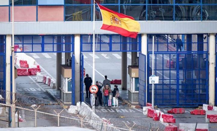 Sebta et Melilia : l'Espagne prolonge la fermeture des frontières