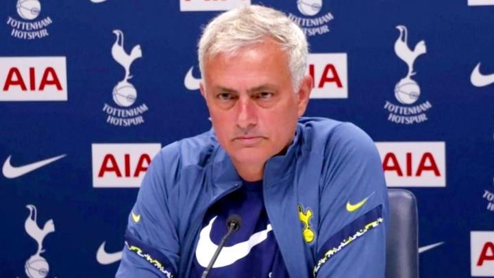 José Mourinho converti en journaliste !