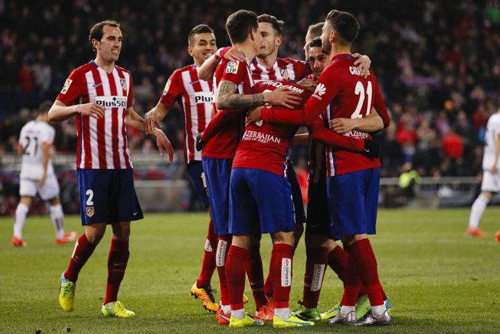 Foot espagnol : L'Atletico bat Elche et s'assure la place de leader