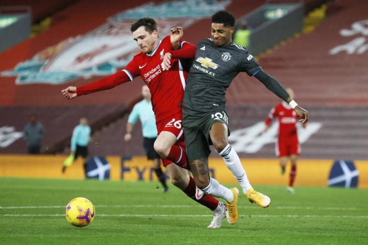Foot anglais : Manchester United-Liverpool reporté pour causes sécuritaires