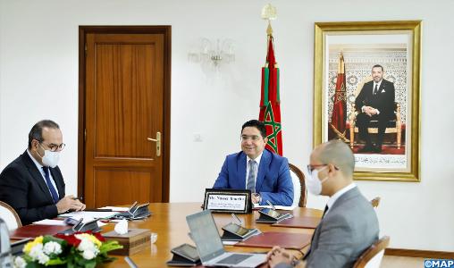 Le Maroc et la Finlande cherche à renforcer le dialogue politique