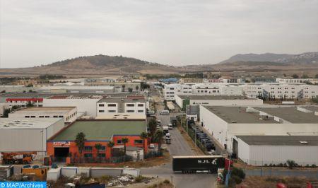 La plateforme industrielle de Tanger Med accomplie 95 nouveaux projets en 2020