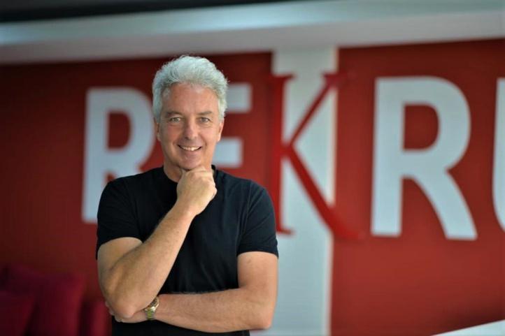 Philippe Montant, DG de ReKrute
