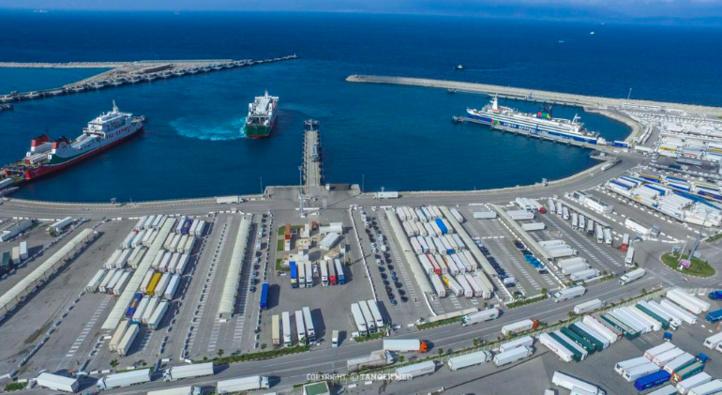 Tanger, bientôt un « port franc numérique » de la Méditerranée