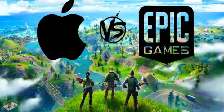 Epic Games et Apple : l'affrontement commence