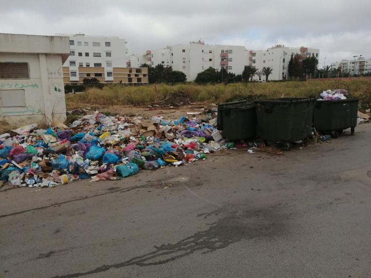 Témara : Le déluge des ordures se poursuit (Images)