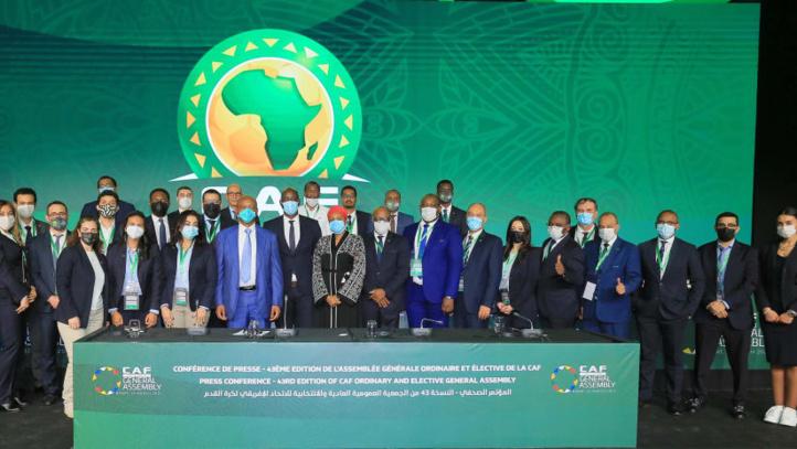 CAF : Motsepe redistribue les cartes des Commissions