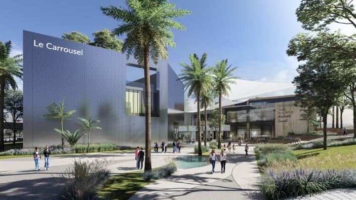 La commercialisation du Mall du Carrousel confiée à AMS AFRICA