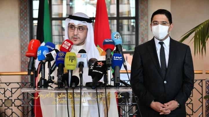 Crise du Golfe : le Koweït salue la position royale pour resserrer les rangs arabes