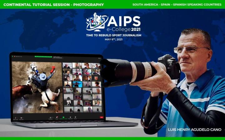 Association Internationale de la Presse Sportive : Session hispanophone de la photographie