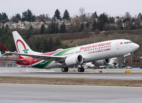 Vols internationaux : suspension jusqu'au 10 juin
