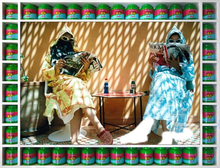 Vogue, le monde de Hassan Hajjaj