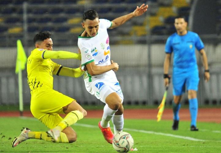 RCA-MAS (1-0) : Petite mais importante victoire du Raja !