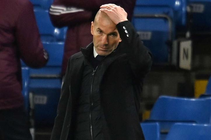 Liga / Zidane : « On va se battre jusqu'au bout ! »