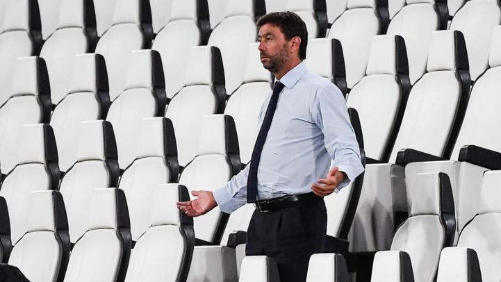 Andrea Agnelli, président de la Juventus