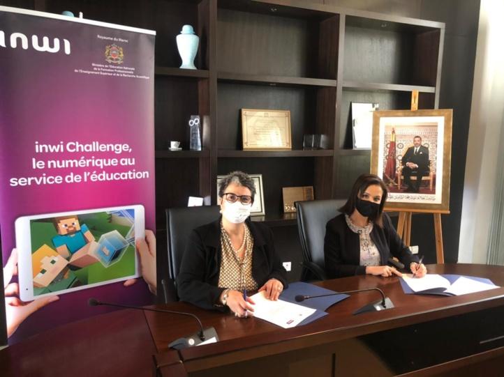 Inwi : Lancement d'un programme ludo-éducatif