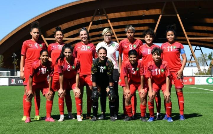 Coupe du Monde Féminine U20 / Costa Rica -2022 : Le Maroc affronte le vainqueur du match Niger/Bénin