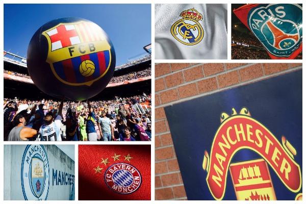 Foot européen : Le top des clubs ayant les plus grosses masses salariales