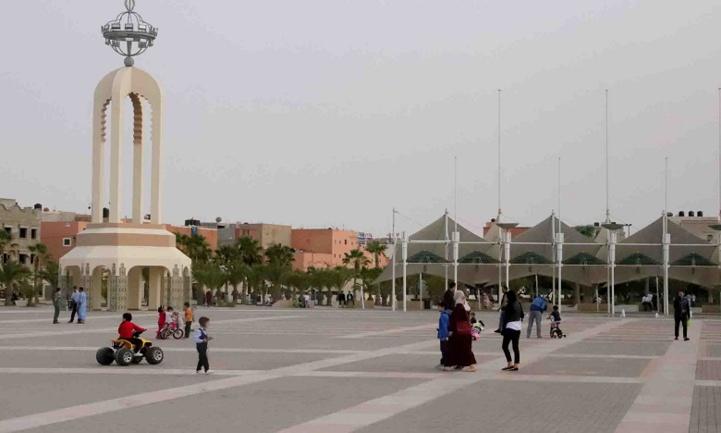 Laâyoune: Une ambiance de fête malgré le Covid-19!