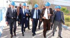 Laâyoune: La désalinisation pour assurer l'essor de la région