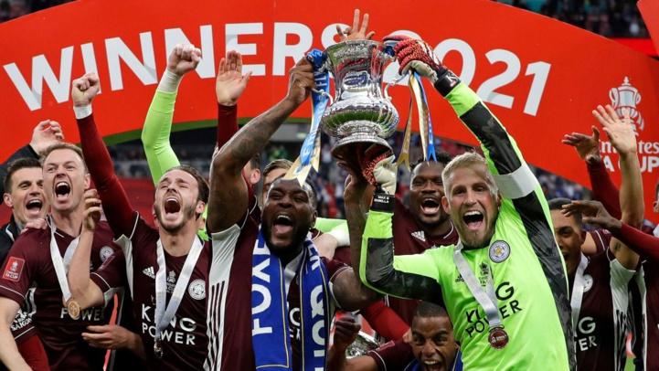 Foot anglais/Finale FA Cup : Leicester remporte le titre