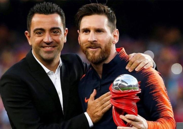 Foot espagnol : Xavi Hernandez futur coach du Barça la saison prochaine !
