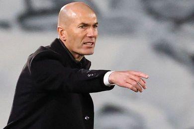 Zidane, entraineur du Real de Madrid, en colère : « Je ne dirai jamais cela à mes joueurs ! »